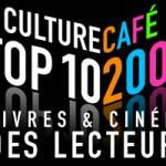 Le top 10 cinéma et livres 2008 des lecteurs
