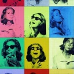 Warhol, six books of fame