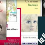 Les cinq livres de la rentrée littéraire que vous attendez le plus