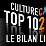 Le top 10 et bilan livres 2009 de Culture Café