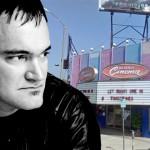 Quentin Tarantino sauve un cinéma de Los Angeles