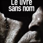 Le livre sans nom arrive en France