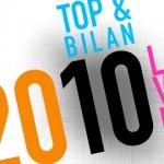 Le top et bilan livres 2010 de Culture Café