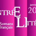 Rentrée littéraire de janvier 2011, les romans français