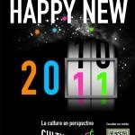 Culture Café vous souhaite une brillante année 2011 !