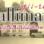 Gallimard fête ses cent ans en grandes pompes
