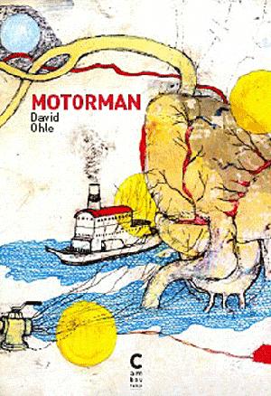 40 ans après sa publication, le roman-culte Motorman arrive enfin en France dans À paraître motorman