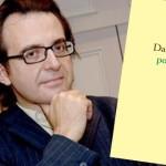 Charles Dantzig saute en août Dans un avion pour Caracas