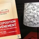 """Visite de l'exposition """"Gallimard 1911-2011 : un siècle d'édition"""" à Montpellier"""