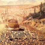 Le rouleau original de Sur la route de Kerouac enfin exposé en France