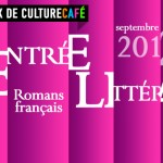 Rentre littraire de septembre 2012, 105 romans franais choisis par Culture Caf