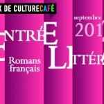 Rentrée littéraire de septembre 2012, 105 romans français choisis par Culture Café