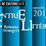 Rentre littraire de septembre 2012, 102 romans trangers choisis par Culture Caf